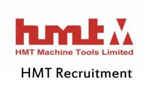 HMT Recruitment